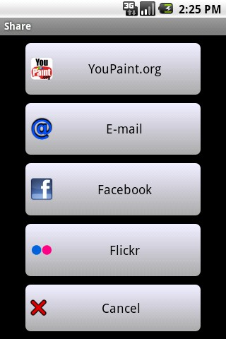YouPaint - Share Select